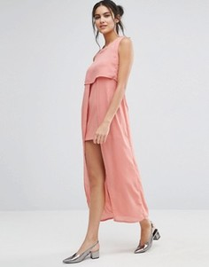 Платье миди Jovanna Icing On The Cake - Розовый Jovonna