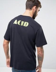 Футболка Edwin Acid - Черный