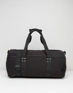 Черная спортивная сумка Systvm - Черный