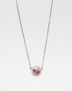 Ожерелье с подвеской Ted Baker Rivoli - Золотой