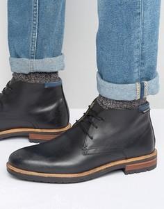 Ботинки на шнуровке Ben Sherman John - Черный