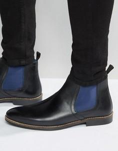 Черные ботинки челси Red Tape - Черный