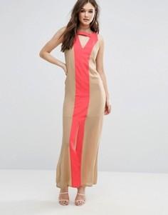 Платье макси Jovanna Dolce Vita - Кремовый Jovonna