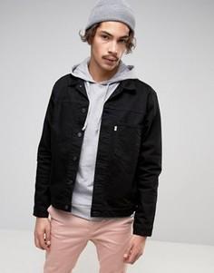 Черная куртка Levis Line 8 - Синий