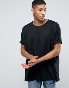 Oversize-футболка Liquor & Poker - Черный