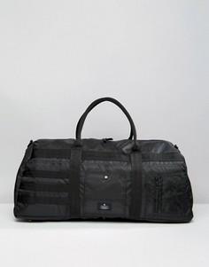 Черная сумка дафл ASOS - Черный