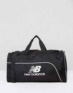 Черная сумка среднего размера New Balance - Черный