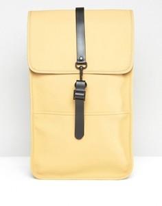 Песочный рюкзак Rains - Stone