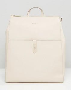 Кожаный рюкзак Modalu - Кремовый