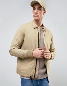 Спортивная куртка Solid - Бежевый