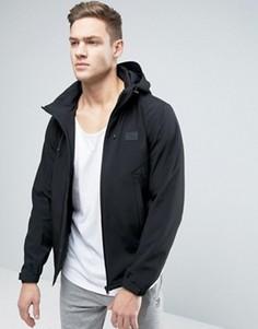 Куртка с капюшоном Jack & Jones - Черный