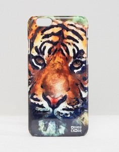 Чехол для iPhone 6 с рисунком тигра Mr Gugu & Miss Go - Мульти