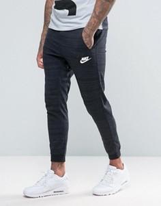 Черные джоггеры Nike 15 837012-010 - Черный