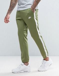 Зеленые джоггеры Nike Tribute 678637-387 - Зеленый