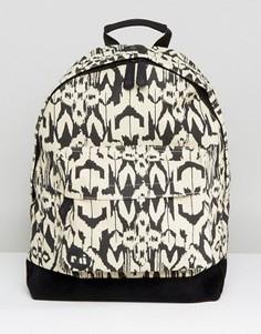 Рюкзак с принтом Mi Pac - Черный