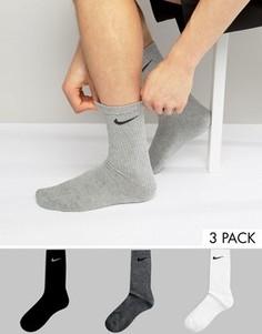 3 пары носков Nike SX4700-901 - Мульти