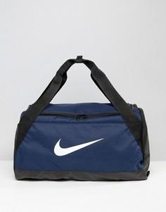 Синяя маленькая сумка Nike Brasilia BA5335-410 - Синий