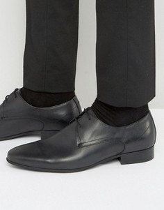 Кожаные дерби Hudson London Leto - Черный