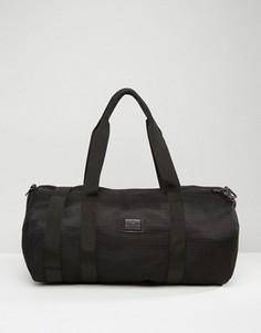 Черная сетчатая сумка ASOS - Черный