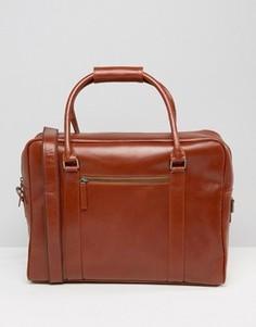 Кожаная сумка Royal RepubliQ Duke - Рыжий