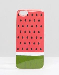 Чехол для Iphone 6 с принтом арбуза Signature - Розовый