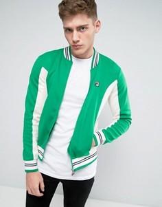 Спортивная куртка Fila Vintage - Зеленый