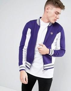 Спортивная куртка Fila Vintage - Фиолетовый