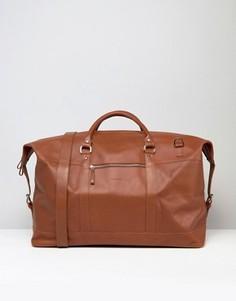 Кожаная сумка Sandqvist Jordan - Черный