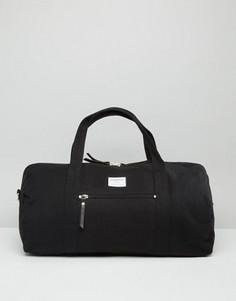 Черная сумка Sandqvist Sonny - Черный