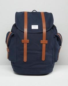 Синий рюкзак Sandqvist Vidar - Синий