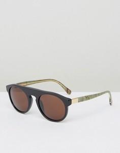 Солнцезащитные очки RetroSuperFuture Racer - Черный