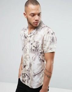 Рубашка с отложным воротником Another Influence - Зеленый