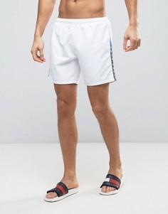 Белые шорты для плавания BOSS By Hugo Boss Seabream - Белый
