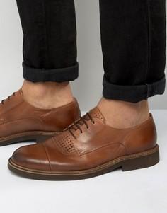Ботинки на шнуровке Selected Homme Noah - Коричневый