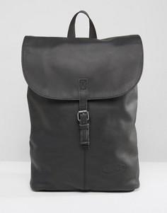 Черный кожаный рюкзак Eastpak Ciera - Черный