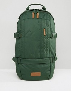 Рюкзак цвета хаки Eastpak Floid - Зеленый