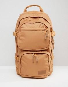 Рюкзак цвета хаки Eastpak Hutson - Коричневый