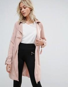 Тренч Parisian - Розовый