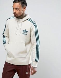 Бежевое худи adidas Originals AC BK7193 - Бежевый