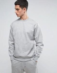 Серый свитшот adidas Originals X By O BQ3079 - Серый