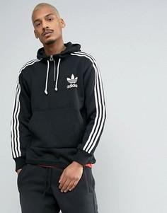 Черное худи adidas Originals AC BK7191 - Черный