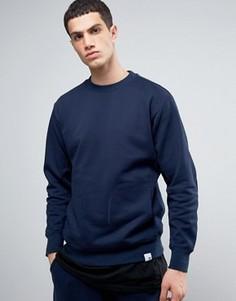 Темно-синий свитшот adidas Originals X By O BQ3080 - Темно-синий