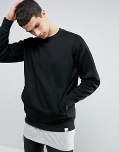 Черный свитшот adidas Originals X By O BQ3082 - Черный