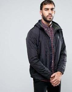 Черная куртка с капюшоном и логотипом PS by Paul Smith - Черный