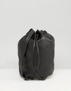Сумка с затягивающимся шнурком Gracie Roberts - Черный