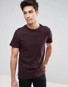 Фиолетовая футболка New Look - Фиолетовый