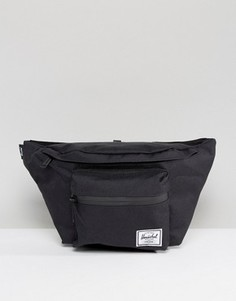 Сумка-кошелек на пояс вместимостью 3,5 л Herschel Supply Co Seventeen - Черный