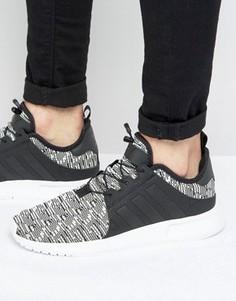 Черные кроссовки adidas Originals X_PLR BB2899 - Черный