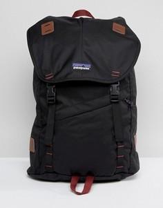 Черный рюкзак Patagonia Arbor - 26 л - Черный