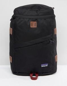 Черный рюкзак Patagonia Toromiro - 22 л - Черный